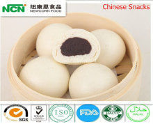 chinese frozen steam buns tea time biscuit
