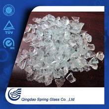 Crushed Colored Glass Water Filter Media