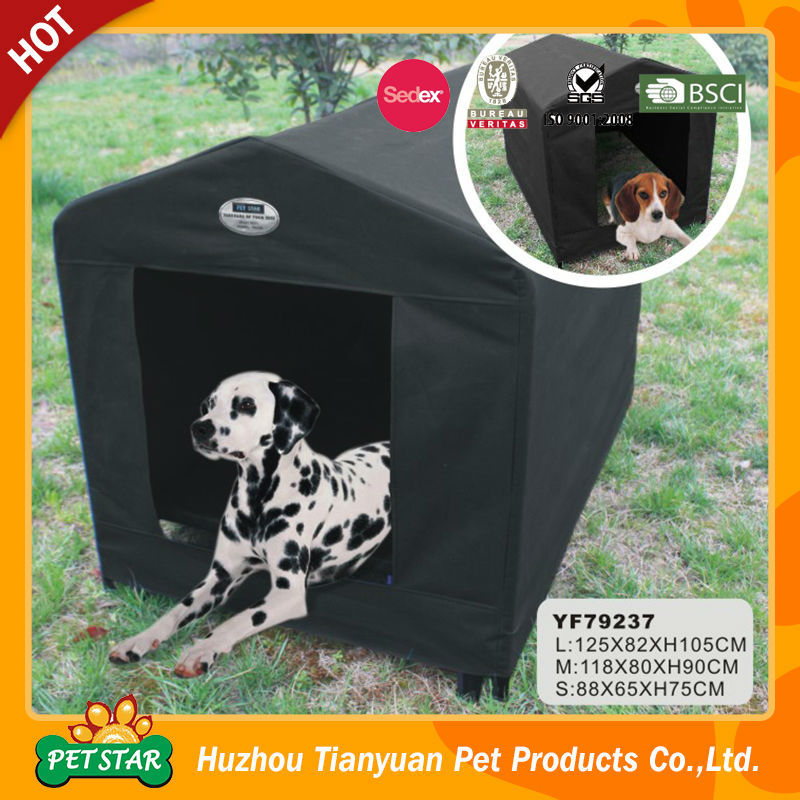 Best!!! Wholesale Professional High Quality Portable Outdoor Double Dog House