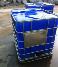 1000litre used ibc plastic container/tank for sale and storage