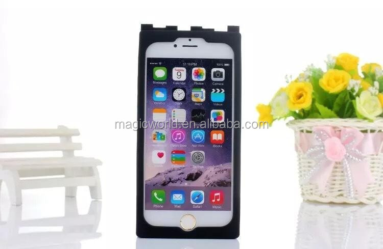 CIGERATE SILICONE PHONE CASE FOR IPHONE 6
