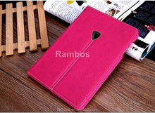 Print Logo Custom Folding Stand Leather Case Cover for Sony SGP 341 Tab Z 10.1 with Card Slot Holder