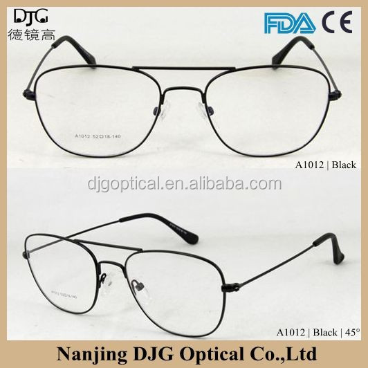 Skillful Manufacture Flexible Eyeglass Frame Cheap Durable In Use