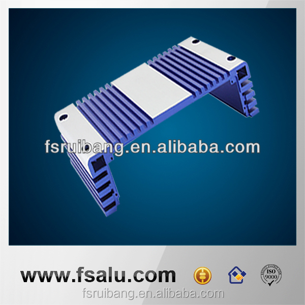 Supply china heatsink amplifier for car