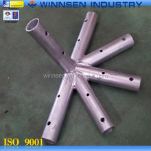 Factory Customized Tube Turns Carbon Steel Pipe Fitting Ys39035