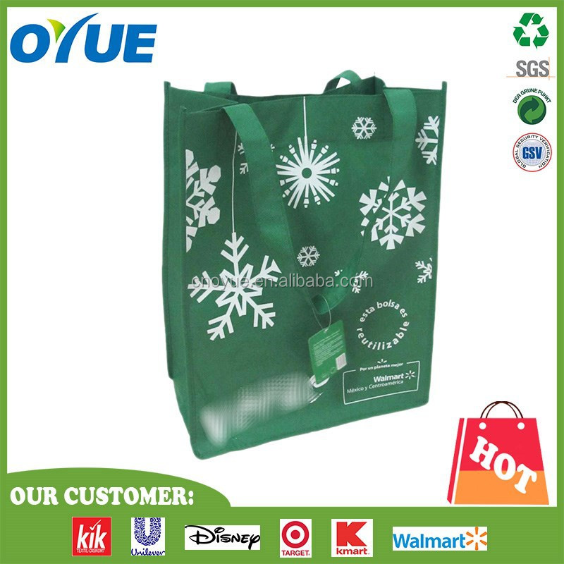 Xmas Shopping Bag/Non Woven Bag /Reusable Bag