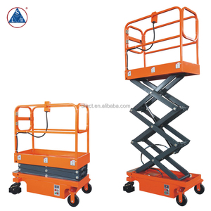 Portable Electric Hydraulic Lift for Painting