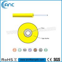 Multimode Singlemode G652 G655 G657A 900um Fiber Optic Cable