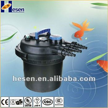 pond filter with good sales in germany