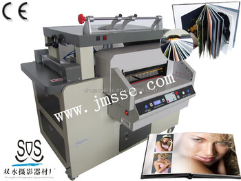 CE Album photo book making machine (S-A10)