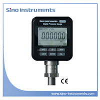 Lab manometer with high accuracy 0.025%F.S