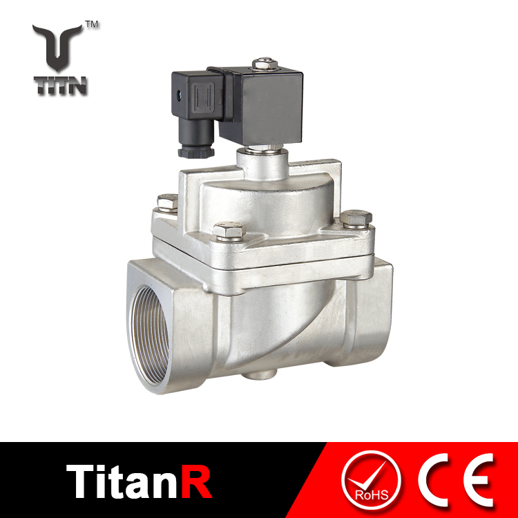 Water treatment 12v dc high pressure best solenoid valves company for water price