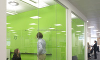 office partition wall material