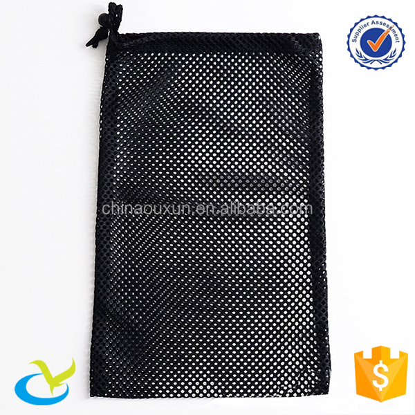 hottest nylon mesh fishing produce gift bag