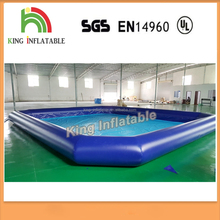 2017 Hot Selling PVC Inflatable Swimming Water Pool For Kids
