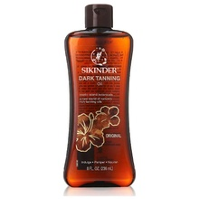 Estate OEM/ODM Private Label Profondo Scuro Tan Abbronzatura Olio