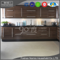 customized furniture cherry solid wood kitchen cabinets