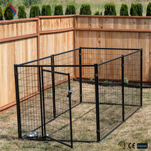 small animal pet transport display large dog cage folding / pet breeding cage for dog