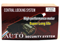 Car Central Locking System 5-Wire central lock system 2017 Top Central lock system , remote control optional, Keyless Entry syst