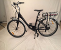 european style classic e bikes manufactured and sales by haoling vehicle
