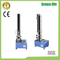 Green life lab tensile tester / tension tester /universal tensile strength testing machine