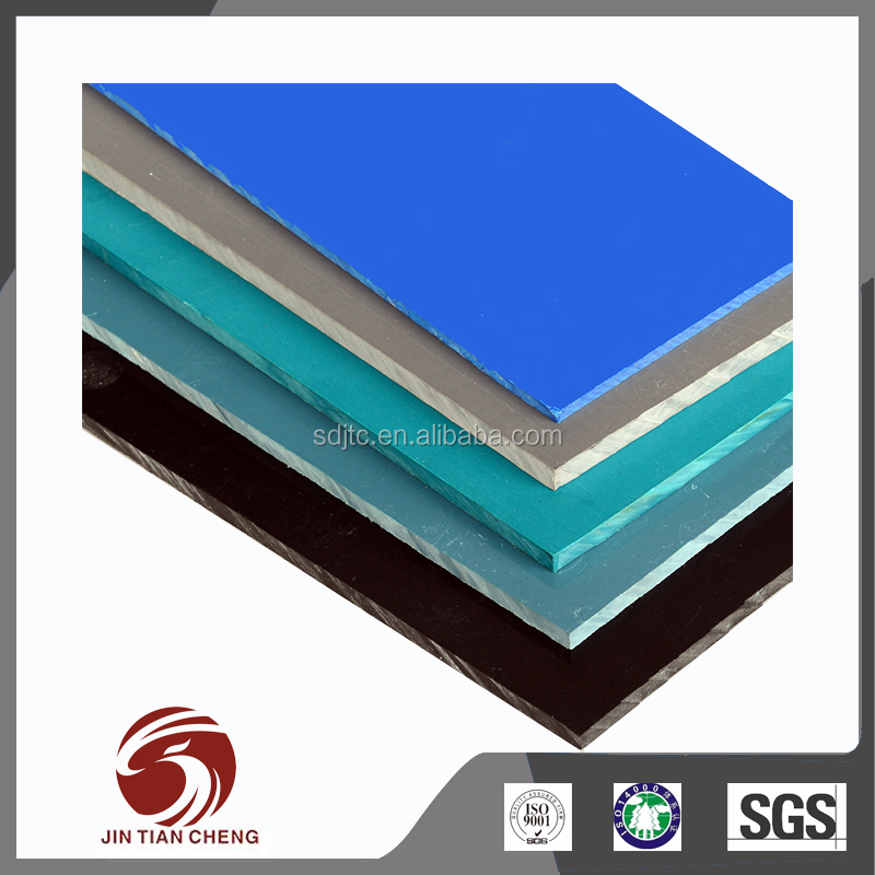 cheap price solid pvc board 4mm pvc sheet black