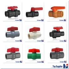 best price plastic UPVC CPVC PVC ball valve