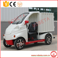 New style electrical trike electrical cargo van with no pollution