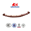 European Standard 6 piece steel plate Leaf Spring In Mexico