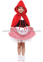 Children's playful clown skirts stage performance halloween costumes with cheaper price