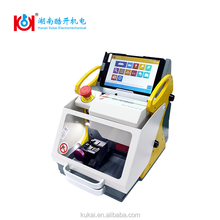 Worldwide Used Key Cutting Machine SEC-E9 Laser Key Cutter for Automotive and House Keys