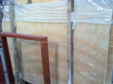 Honey Onyx Yellow Onyx Slab Wall Panel Vanity Top