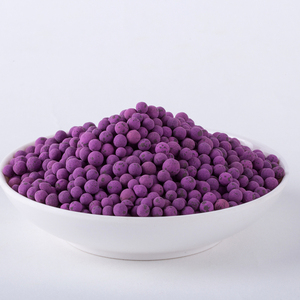 Activated Alumina With Potassium Permanganate KMnO4 Catalyst Efficient For Removal Noxiou Gas From Gas System