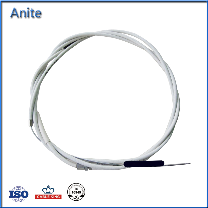 Wholesale Price BAJAJ 3W4S White Gear Shift Cable BA191051 Motorcycle Control Cable