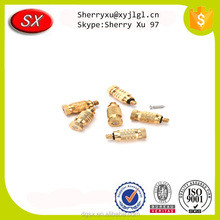 ISO passed factory price custom high precision brass Misting Nozzle