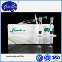 new product high quality injectable dermal filler deep use cross linked HA gel supplier, hyaluronic acid gel