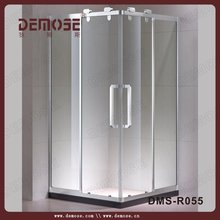 bathroom design frameless shower rooms/custom made shower enclosure
