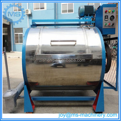 Factory supply 15-400kg industrial washing machines and dryers for sheep wool