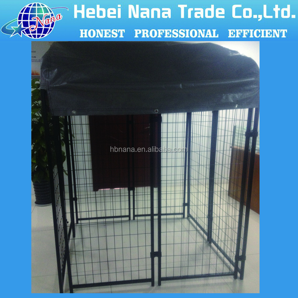 Outdoor Hot Sales Metal Cheap Large Dog Cage