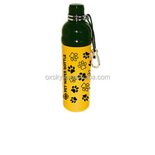 OEM accaptable pet Sports Water Bottle pet joyshaker bottle for drinking water
