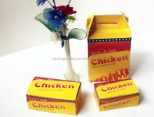 chicken restaurant chicken packaging, packaging chicken wing, fried chicken wing box