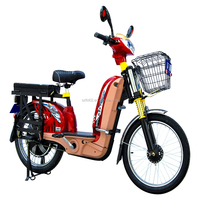 direct selling beer bike e mobility scooter carring business 300KG max load cheap price electric bicycle with pedal