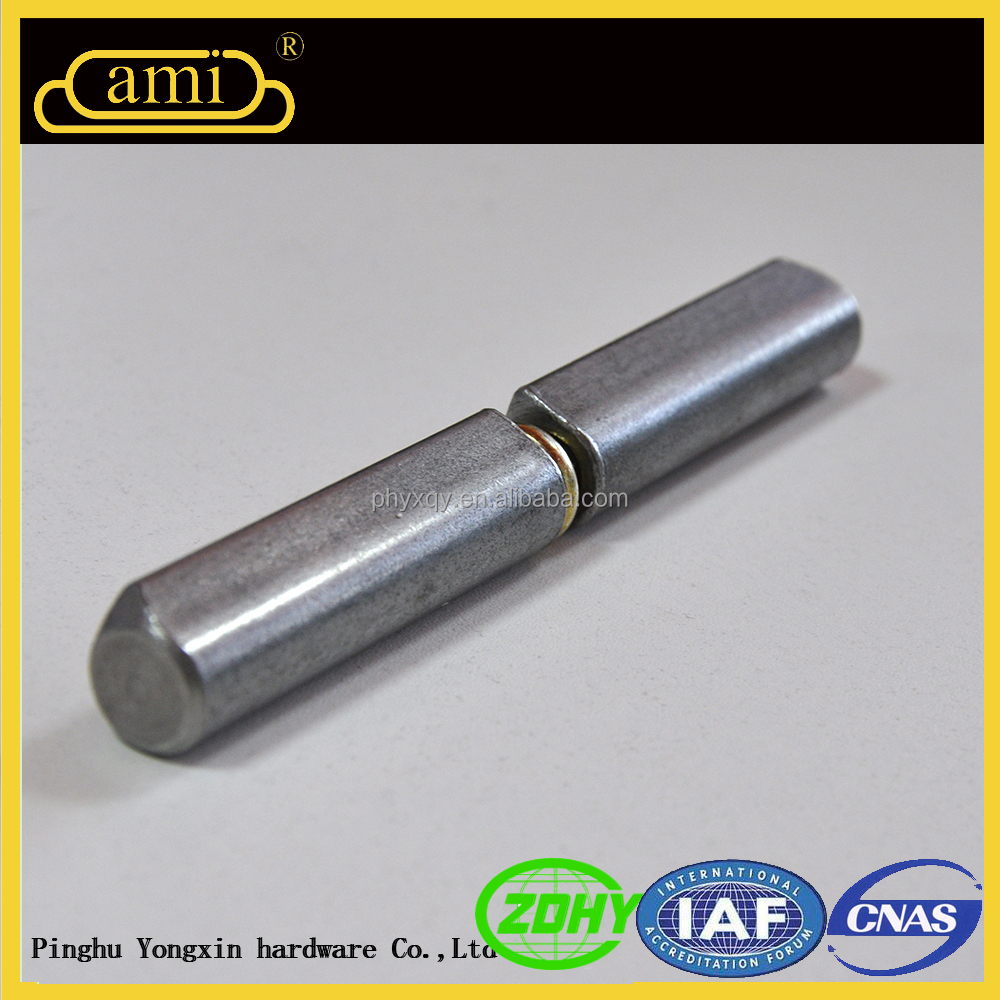 Sell to Russia Market Cheap Iron welding Hinge for metal door
