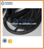 Car Window Rubber seal With Filler Strip