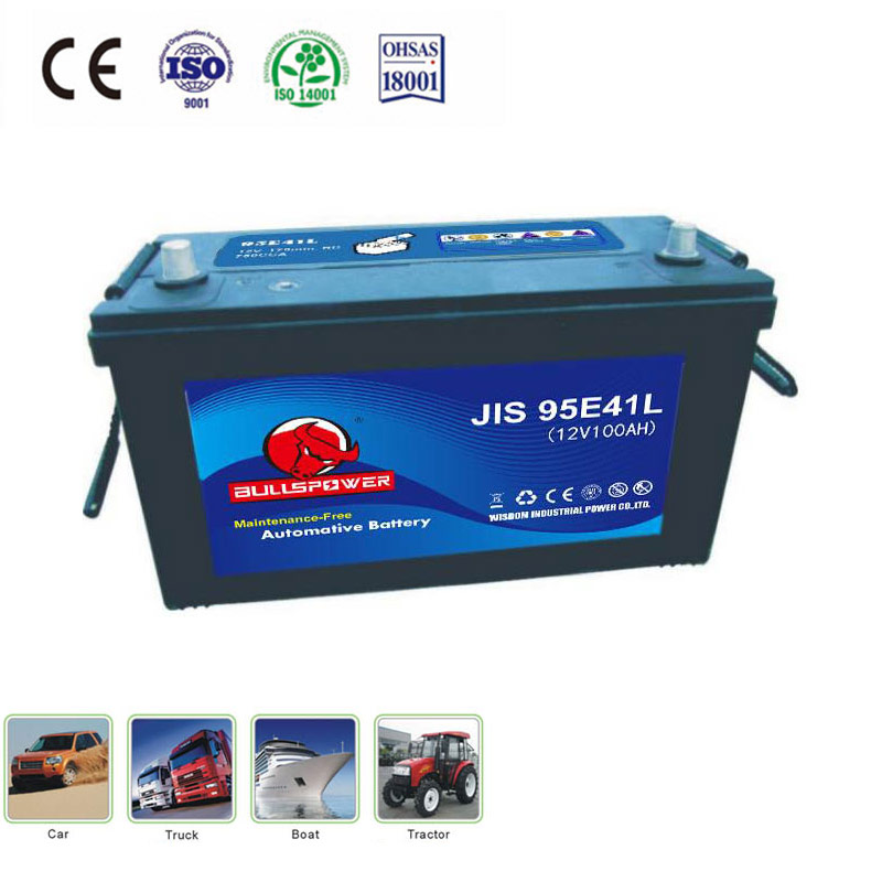 maintenance free rapid charge auto battery wholesale starter car battery