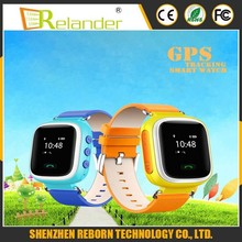 Kids GPS Tracker Watch Q60 smart baby watch tracking SOS Call Anti Lost smart watch phone for kids safe