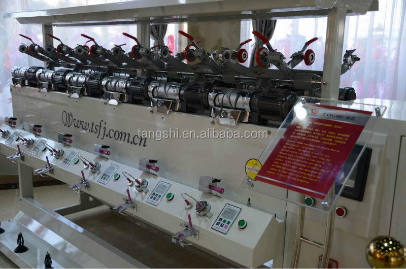 TS008S yarn Soft winder machine