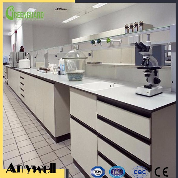 Amywell black green Phenolic Resin Top/Chemical lab /phenolic resin worktops