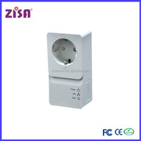 Zisa product powerline 1200 mbps network through power lines