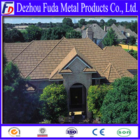 Stone Coated Steel Roofing Tile/Building Material Prices in Nigeria/Kenya